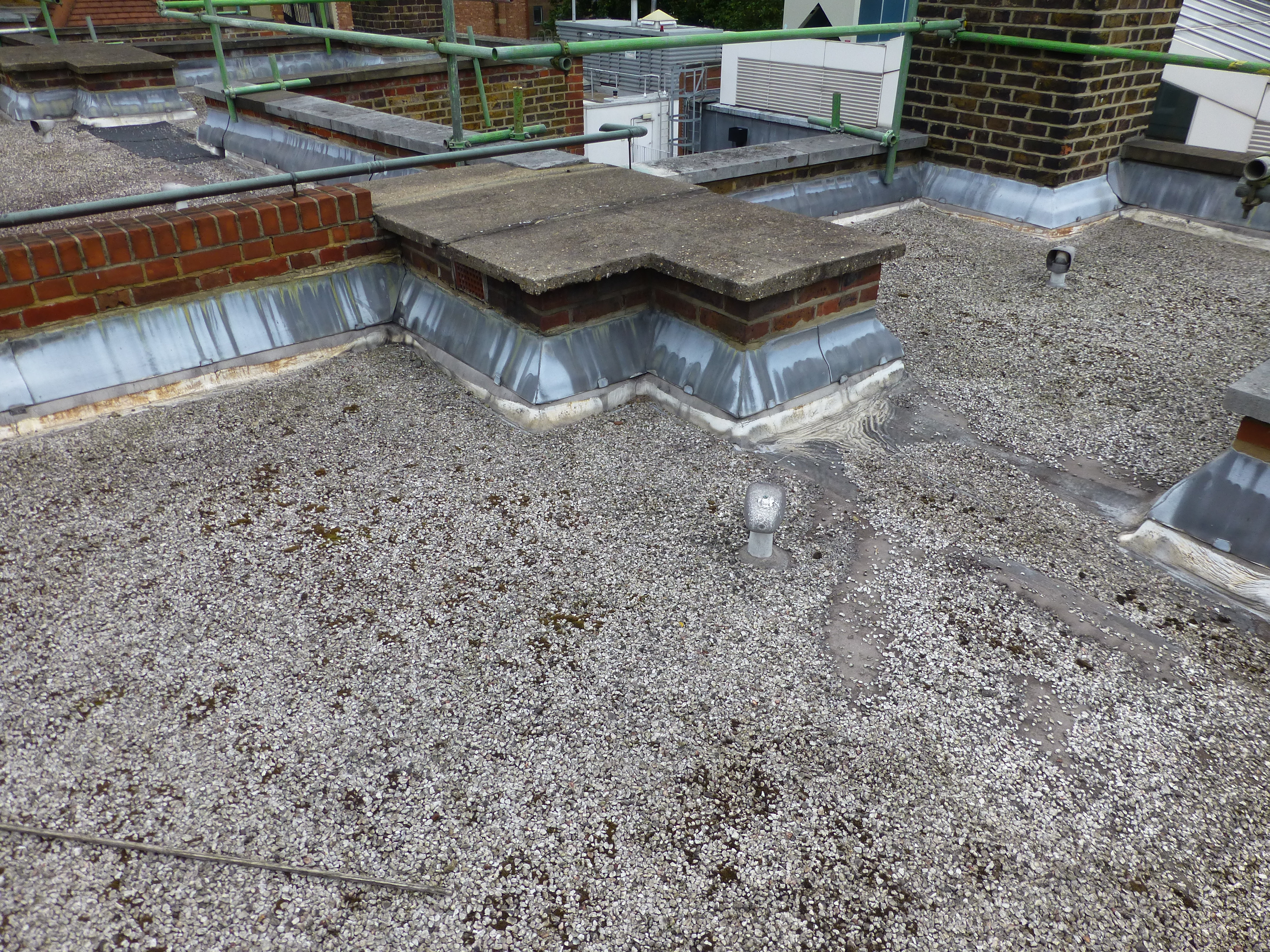 Roofing Refurbishment Cws